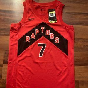 Raptors Lowry Jersey - Original Nike Swingman